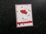 Valentínska pohľadnica