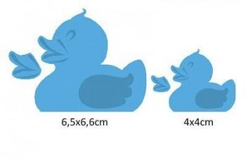 Vyrezávacie šablóny / Rubber Duck
