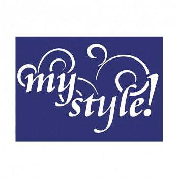Sieťotlačová šablóna A4 / My Style