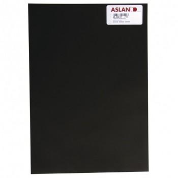 Foil for blackboard, black / 20x30cm