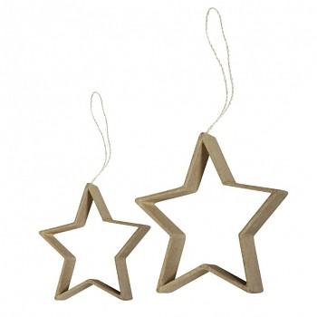 Quilling hanger / hvězdy