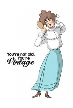 Cling razítko / Youre Vintage Set