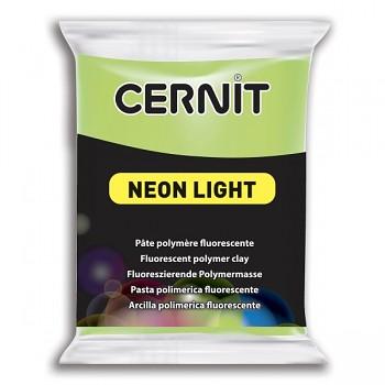Cernit  / neónovo zelená  / 600