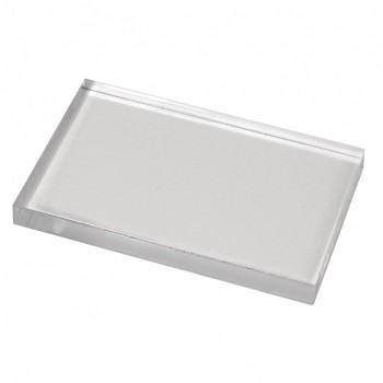 Acryl-Stempelblock 5x8cm
