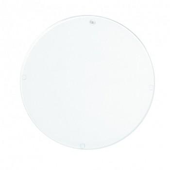 Plastový disk, okrúhly / 8 cm