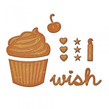Vyrezávacie šablóny / Sweet Wish