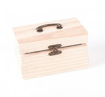 Krabička s úchytom / 13 x 8 x 7,5 cm