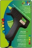 Mini lepiaca pištoľ - nízkoteplotná