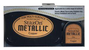 StazOn - atramentová poduška / Copper