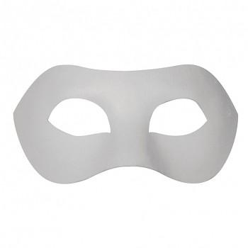 Maska z papier maché Domino / 20x10 cm