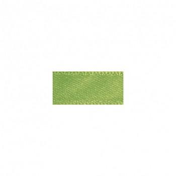 Saténová stuha 7mm / 10m / zelená
