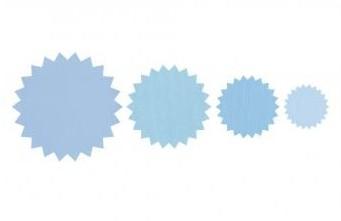 Framelits 4ks / Circles zig-zag