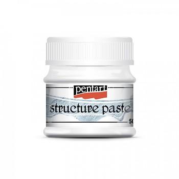 Pentart - štrukturovacia pasta / 50ml