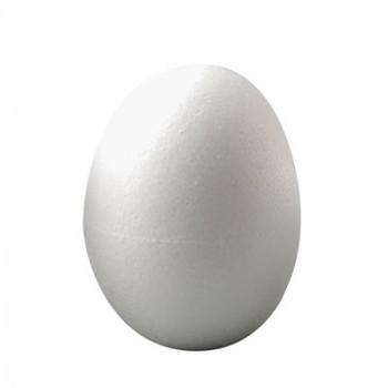 Polystyrénové vajíčko / 8 cm / 1ks
