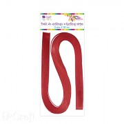 Quilling Strips / 0,3 cm / 100pcs / red