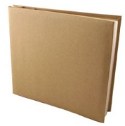 "Album 8x8"" - Memory book - kraft paper"