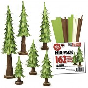 Mix pack Trees