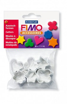 Fimo cutters