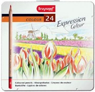 Bruynzeel Expression Colour 24 pcs