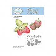 Strawberries Cutting Die / kovové šablóny