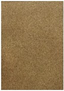 Cork-Paper: Granulate, self-adhesive / 1pc