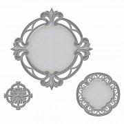 Kovová šablóna - Savoy Decorative Accent