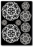 Decotransfer A5 / Doilies