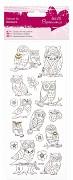 Samolepky / Owls
