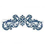Vyrezávacia šablóna / Tattered Lace Baroque Embellishment