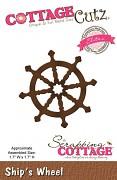 Kovová šablóna - Ship's Wheel
