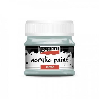 Pentart akrylová farba matná / country zelená