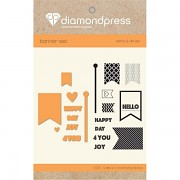 Diamond Press - Stamp and Dies Happy Day for You