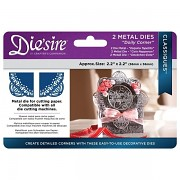 Vyrezávacie šablóny / Diesire Classiques - Doily Corner