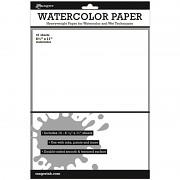 Watercolor paper / A4 / 10ks