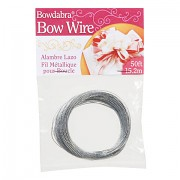 Bowdabra bow wire / 15m / silver