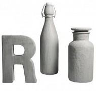 Creative cement paste