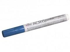 Акриловый маркер 2-4 мм / лазурь