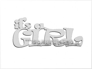 Chipboardy - It's a girl / 10ks