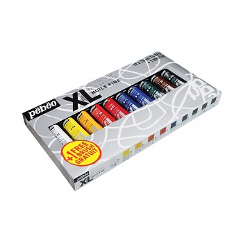 Studio XL Oil Colour for Artists 10 x 20 ml