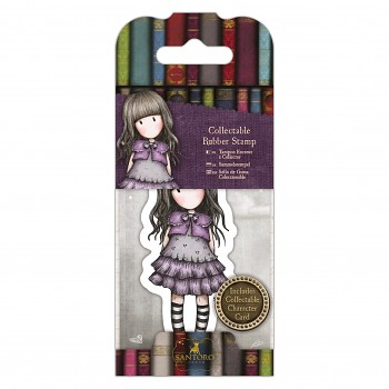 Stempel - Santoro Gorjuss - No.32 Little Violet