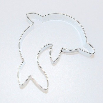 Ausstechform / Delphin