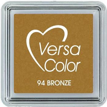 Versacolor Pigment Pad small / Bronze