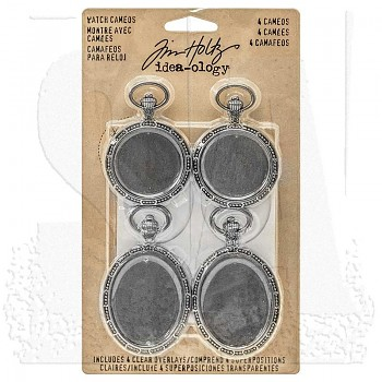 Tim Holtz / watch cameos