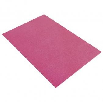 Textilfilz 1mm / 20x30cm / pink