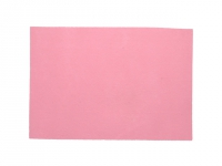 Textilfilz 1mm / 20x30cm / light pink