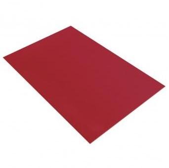 Filc 1mm / 20x30cm / červený