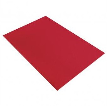 Textilfilz 1mm / 20x30cm / bright red