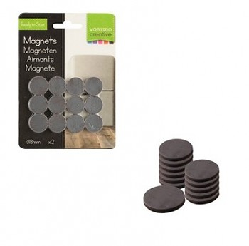 Magnety 18mm / 12ks