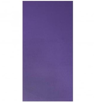 Wax foil for decorations / 20x10 cm / 2pcs / lavender