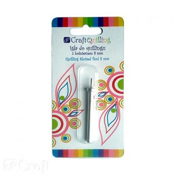 Quilling slotted tool 8mm